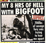 visit - Bigfoot gallery